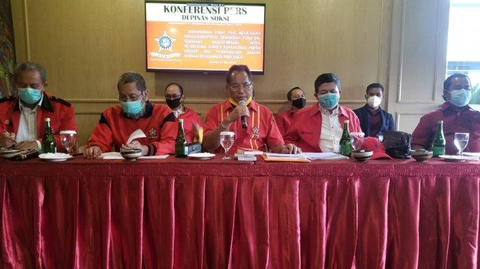 Ali Wongso Sinaga Berharap SOKSI Bersatu Lewat Rekonsiliasi