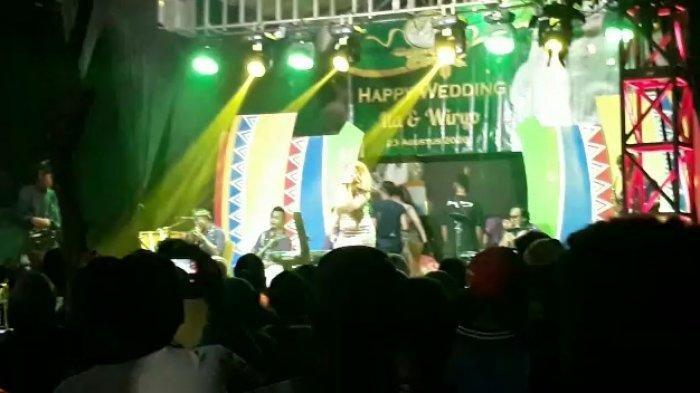 Konser Dangdut di Acara Pernikahan Warga Mustikajaya Bekasi Dibubarkan