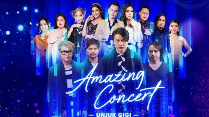 Gigi Siap Gelar Konser Kolaborasi Bersama Sederet Musisi Papan Atas