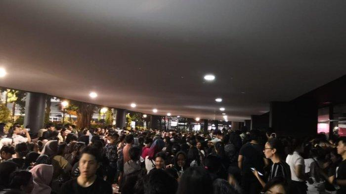 Konser LANY di Tennis Indoor Senayan, Jakarta Pusat, Selasa (13/8/2019) malam batal.