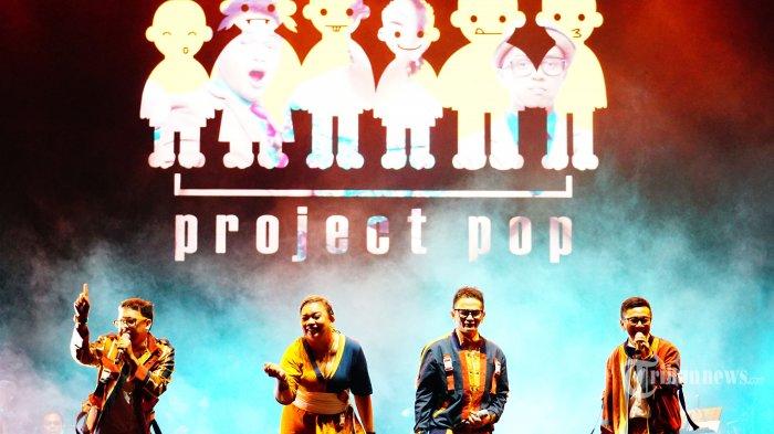 Banyak Acara Batal, Project Pop Manfaatkan Jadwal Kosong untuk Garap Lagu 'Gara Gara Corona'