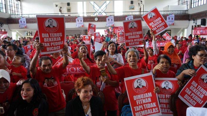 Daftar Relawan dan Pendukung Jokowi yang Tolak Usulan Presiden Tiga Periode