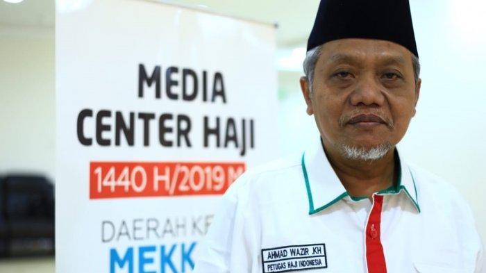Konsultan Ibadah Daerah Kerja Mekkah KH Ahmad Wazir Ali
