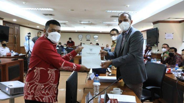 DPD RI dan Pemerintah Duduk Bareng Bahas RPP Pelaksanaan Otsus Papua