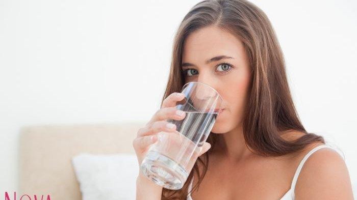 Inilah Manfaat Minum Air Hangat Di Pagi Hari Tribunnews Com Mobile