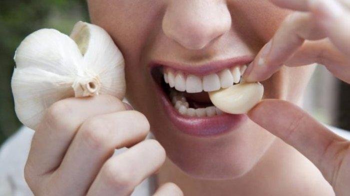Cuma Perlu Konsumsi Bawang Putih Mentah Segini, Kadar Kolesterol Jahat Turun Seketika