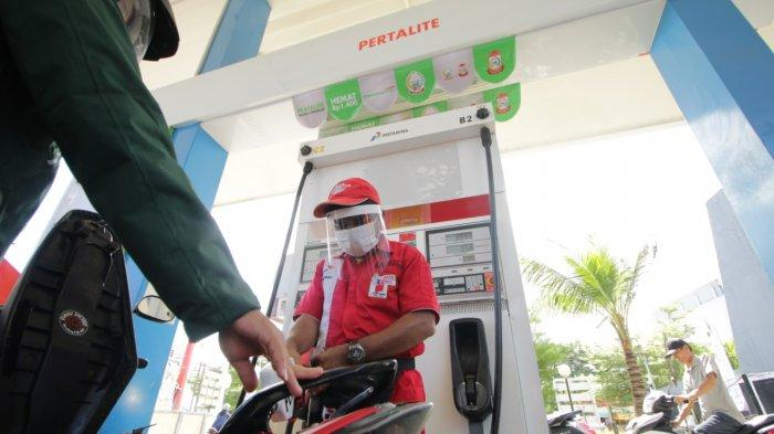 Masyarakat Makassar Semakin Minati BBM Ramah Lingkungan, Pertalite Jadi Primadona
