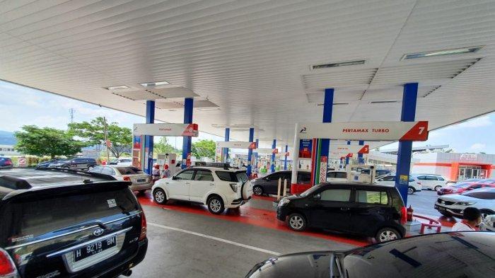 Konsumsi BBM di SPBU Trans Jawa Naik Saat Libur Natal, Pertamax dan Pertamax Turbo Makin Diminati