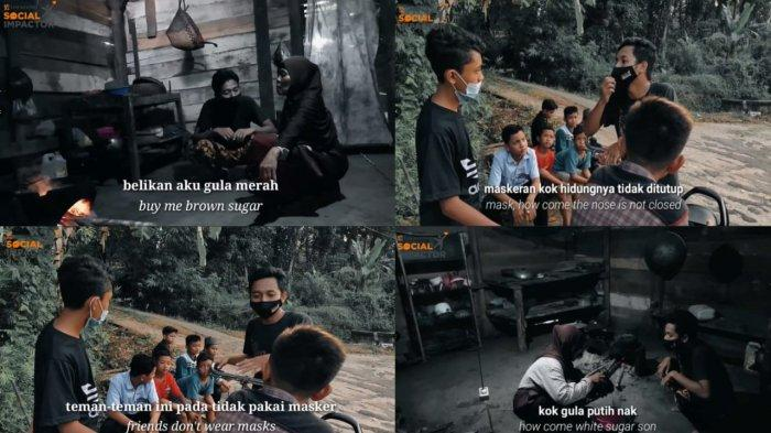 Video Kampanye Digital 'Daewoong Social Impactor' di Channel YouTube Ditonton 230 Ribu Kali