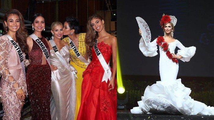 4 Kontroversi di Miss Universe 2018, Ada Peserta Transgender hingga Kecaman pada Miss AS