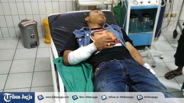 15 Siswa Terlibat Tawuran dan Pembacokan Warga Ditahan Polres Bantul