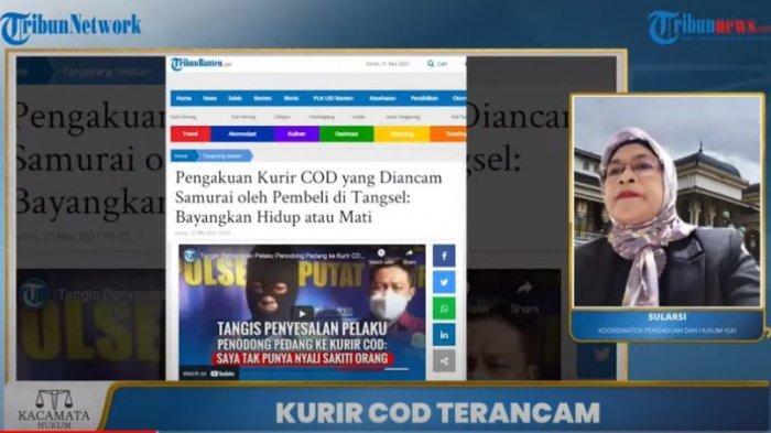 Berikut tanggapan Yayasan Lembaga Konsumen Indonesia (YLKI) soal maraknya kasus pembeli mengancam kurir saat terima pesanan COD.