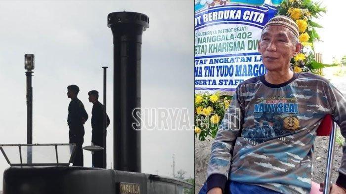 Kopda Eta Kharisma Dwi Jadi Korban KRI Nanggala-402, Ibu Sempat Mimpi Anaknya Pulang Basah Kuyup