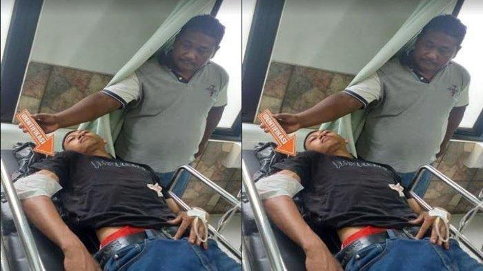Kebengisan Begal Motor di Palembang, Bersenjata Pedang dan Obeng, 5 Pemuda Jadi Korban