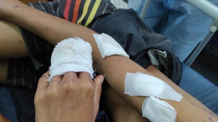 Bawa Bom Molotov, 8 Anggota Geng Motor di Jambi Dibekuk, Setelah Lukai 2 Warga