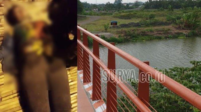 Motif Siswi SMA Nekat Loncat dari Jembatan, Kangen dengan Ibu, Ingin Bertemu tapi Tak Kesampaian