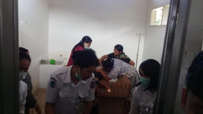 BREAKING NEWS: Perempuan 19 Tahun Ditemukan Tewas Gantung Diri