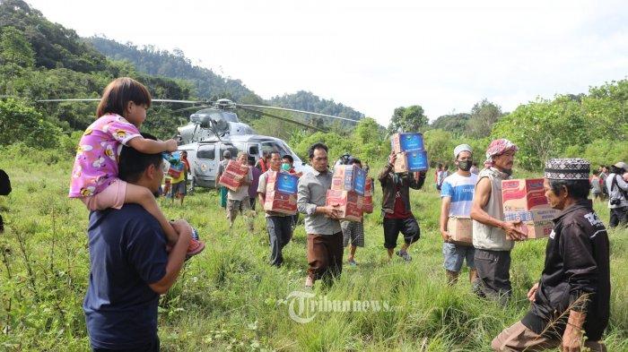 Kemensos Realisasikan Santunan Kematian Rp1,6 Miliar untuk 108 Korban Meninggal Gempa Sulawesi Barat