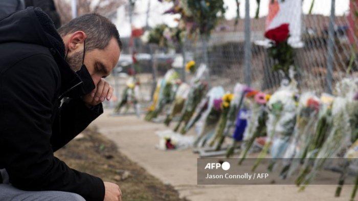 Pesta Ulang Tahun Jadi Tempat Penembakan Masal, Pelaku Pacar Salah Satu Korban