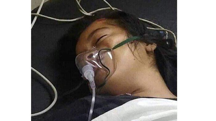 Gadis di Dalam Angkot Itu Dirampok Lalu Ditendang ke Luar Hingga Terjatuh dan Koma