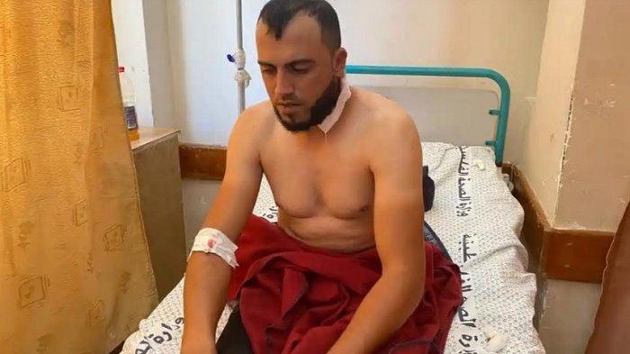 Korban serangan Israel di Jalur Gaza 450