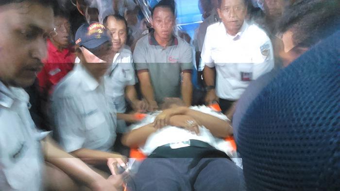 Korban Kecelakaan KRL Dibawa ke RSPAD Gatot Subroto dan RSUD Tarakan