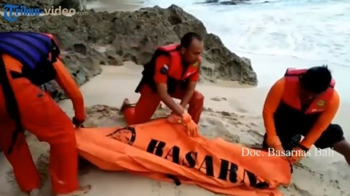 Duh, Remaja yang Hilang di Pantai Baron Gunung Kidul, Ditemukan Tewas di Pantai Sempu Malang