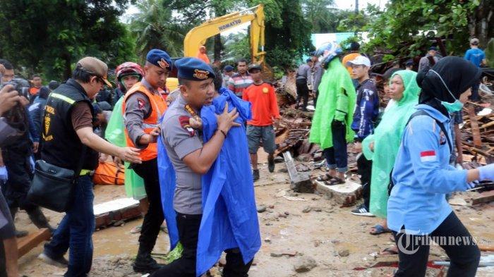 Duka Cita Mendalam Kepada Korban Musibah Tsunami dan Gelombang Tinggi di Banten dan Lampung