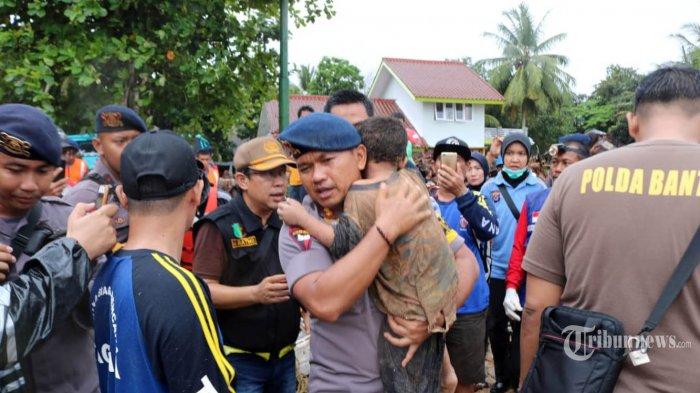 Tunggu Instruksi, PMI Tangsel Siapkan Personel dan Peralatan Bantu Evakuasi Korban Tsunami