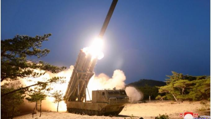 Korea Utara Konfirmasi Uji Coba Rudal  Keempatnya Berhasil