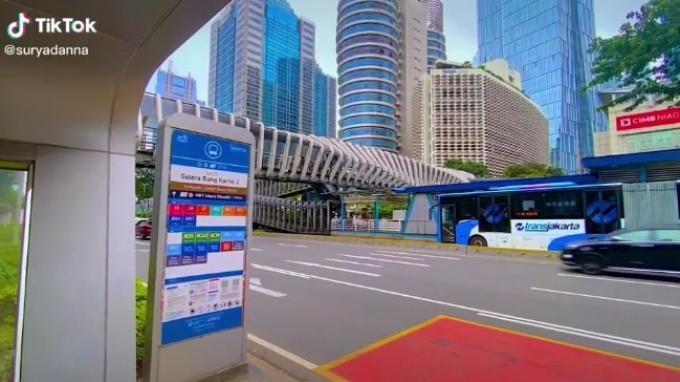 Viral Video Suasana Kota Jakarta Diedit seperti di Korea Selatan, Pengunggah Ungkap Ide di Baliknya