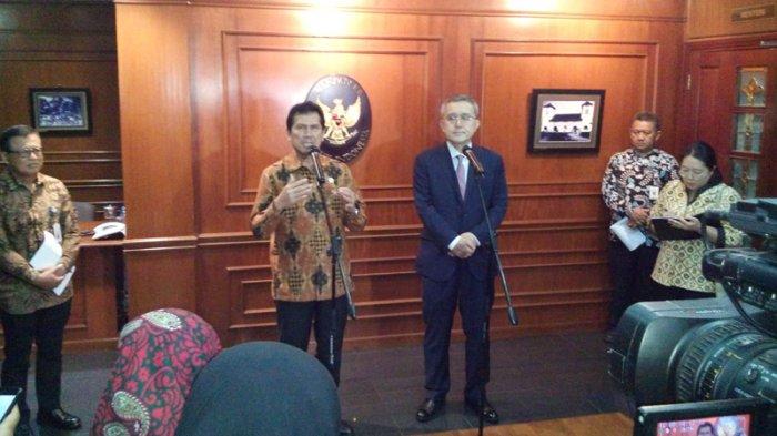 Indonesia dan Korea Selatan Jalin Kerjasama Manajemen Sumber Daya Manusia