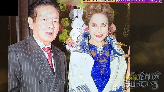 Don Juan Jepang, Kosuke Nozaki yang sempat melamar Dewi Soekarno, Mei 2018 meninggal misterius di rumahnya di Wakayama.