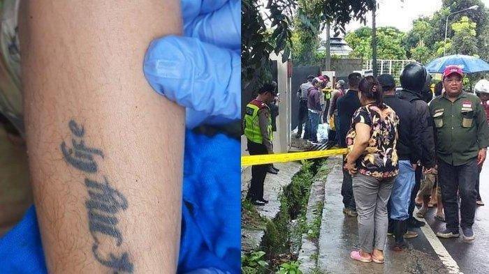 Warga di sekitar perbatasan Kecamatan Lembang, Kabupaten Bandung Barat dan Kecamatan Cidadap, Kota Bandung geger oleh penemuan mayat. Mayat perempuan bertato tersebut ditemukan pada Kamis (5/3/2020) pagi di selokan dekat hotel berbintang di lokasi tersebut.