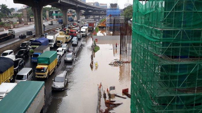 Empat Proyek Nasional Ini Dituding Punya Andil pada Banjir Bekasi