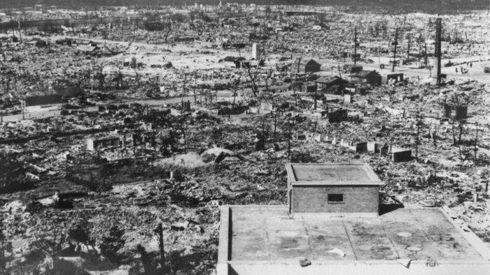 Sejarah Hari Ini, 76 Tahun Peristiwa Ledakan Bom Atom Hiroshima