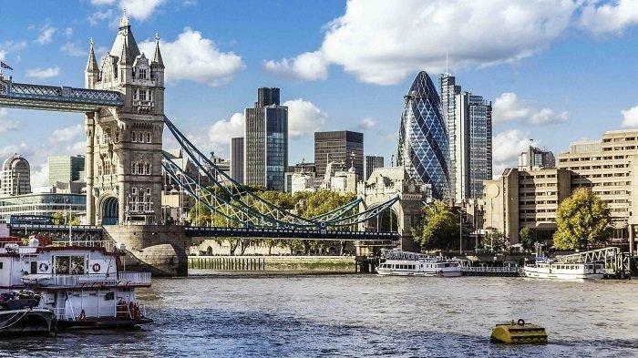 Daftar Tiket Murah ke Eropa, Rute Jakarta-London Mulai Rp 5 Jutaan
