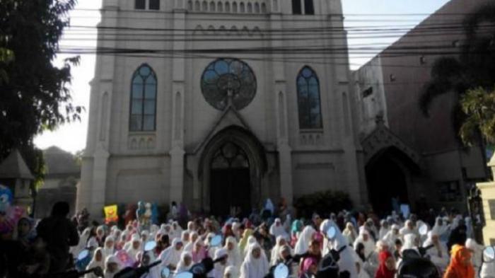 Di Kota Malang Toleransi Antar-umat Beragama Telah Berlangsung Lama