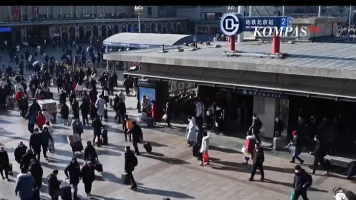 Kota Wuhan Diisolasi Pemerintah Tiongkok terkait Penyebaran Virus Corona