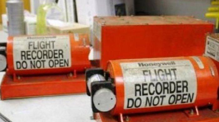 Kotak Hitam atau Black Box Pesawat Sriwijaya Air SJ 182 Ditemukan