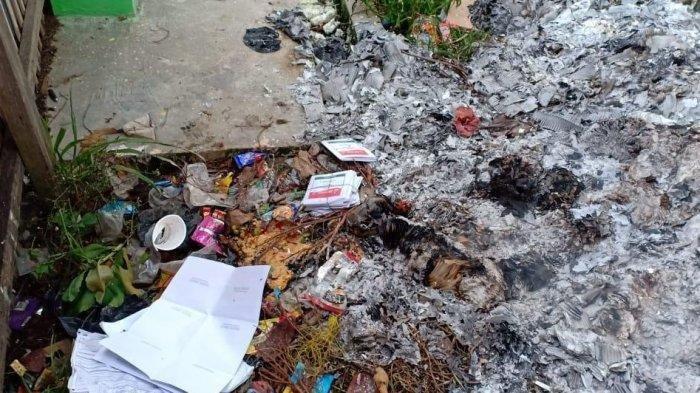 Caleg PDIP, Anggota Panwascam dan Seorang PNS Jadi Terduga Pembakar Kotak Suara di Jambi