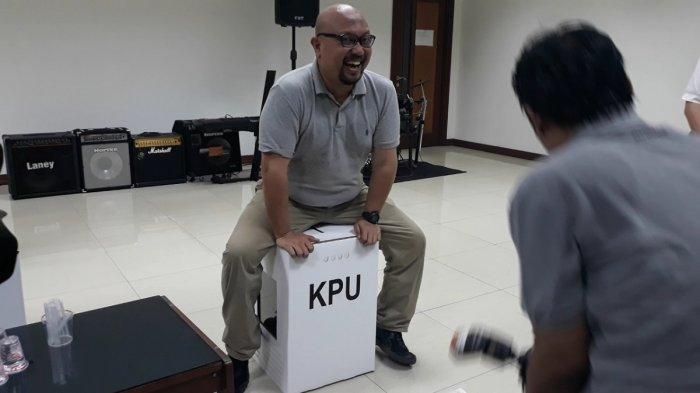 KPU Data Pemilih di Daerah Terdampak Tsunami Selat Sunda