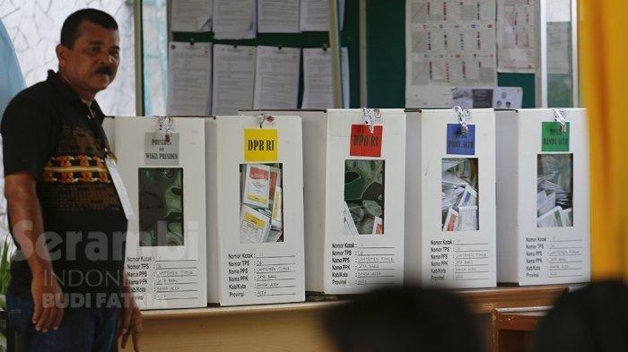 Puluhan Kotak Suara Dirusak, Diduga untuk Gelembungkan Suara