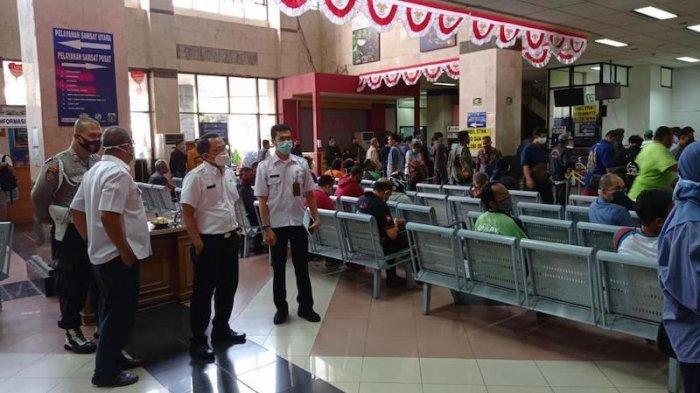 Dorong Perbaikan Layanan Publik, KPK Sambangi Samsat Jakarta Utara dan Pusat