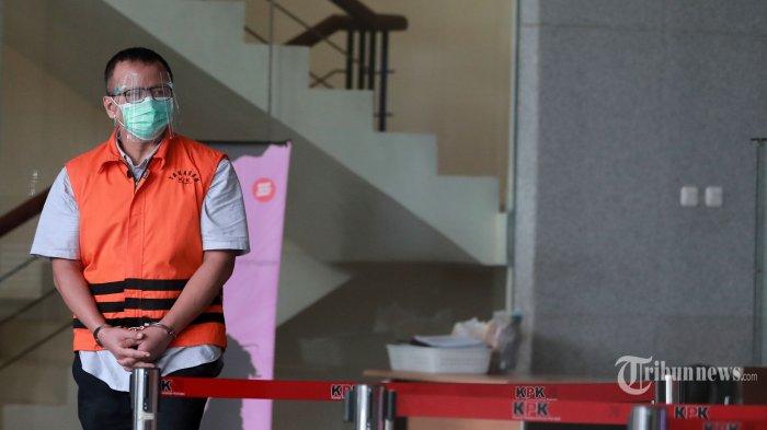 Dakwaan Edhy Prabowo Sebut Antam Novambar dan Bank Garansi Rp 52 Miliar
