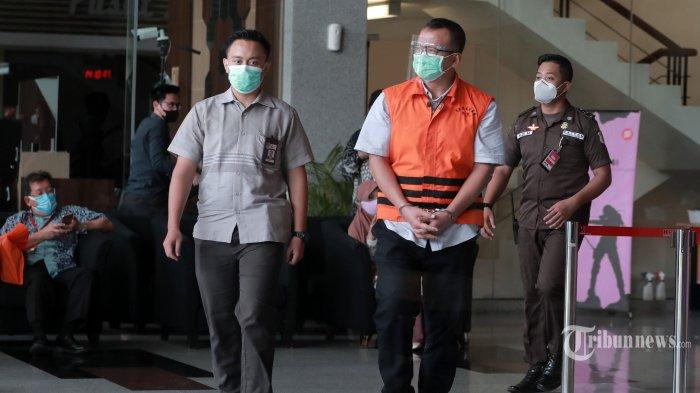 Aliran Uang Suap Benur Edhy Prabowo untuk Beli Tanah Hingga Sewa Apartemen, Ini Rinciannya