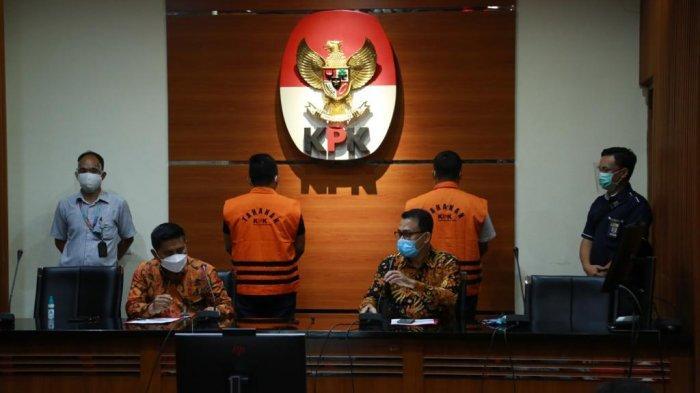 Dua Buron Kasus Suap Ekspor Benur Langsung Ditahan KPK