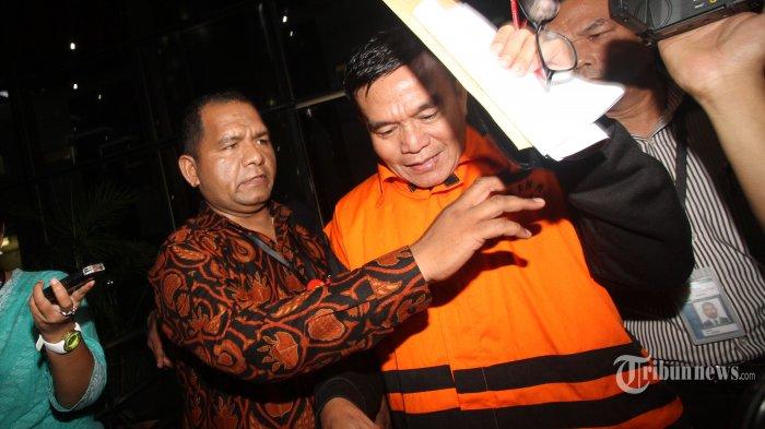 KPK Periksa Wakil Ketua DPRD Bengkulu Selatan