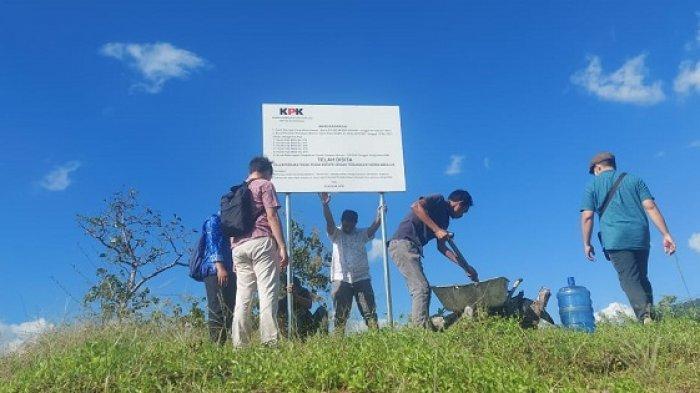 KPK Sita 6 Aset Tanah Nurdin Abdullah di Dusun Arra Sulawesi Selatan