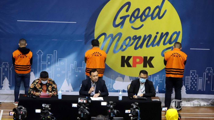2 Menteri Jokowi Tersandung Korupsi, Bandingkan Kekayaan Edhy Prabowo dan Juliari, Siapa Paling Kaya